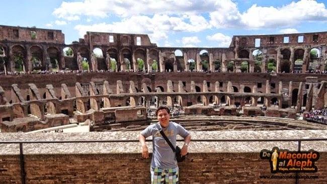 El Coliseo y el Foro, paseo por la Antigua Roma