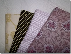 Four Patch pairs (3)
