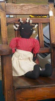slave girl doll
