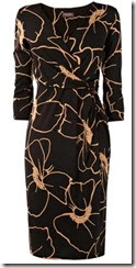 Phase Eight Floral Print Wrap Dress