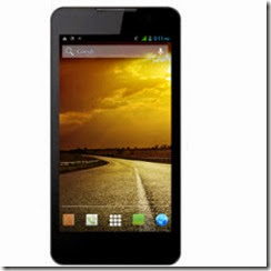 Paytm : Buy Micromax Canvas Blaze HD EG116 Mobile & Rs.1169 cashback Rs. 7990 only: Buy To Earn