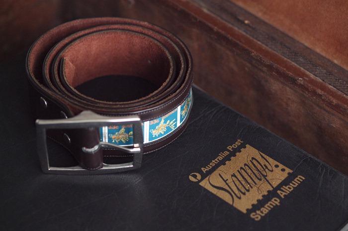 2. a stamp belt
