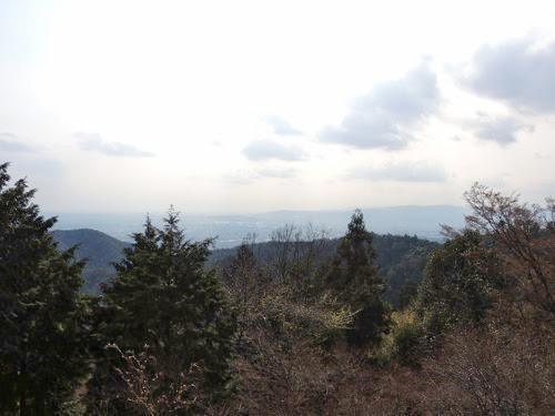醍醐山山頂