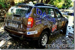 Dacia Duster Balkan Bresau Rally 2012 14