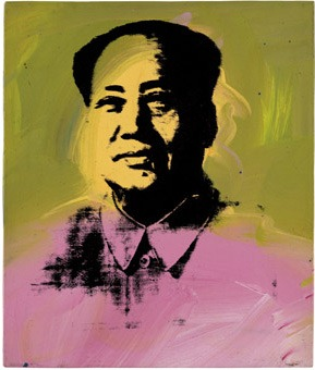 andy warhol-mao-sotheby's-Contemporary Art Evening Auction