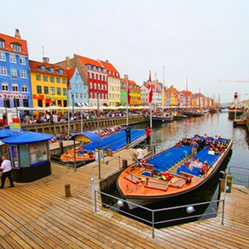 Best Places to Travel Alone For Man That Copenhagen Has