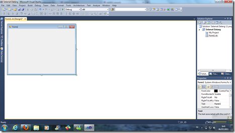 Visual Studio 2010 tutorial.3