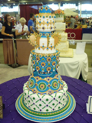 Cake Decorating Classes Near Tulsa : Sugar Becomes Art at the 2011 Oklahoma State Sugar Art ...