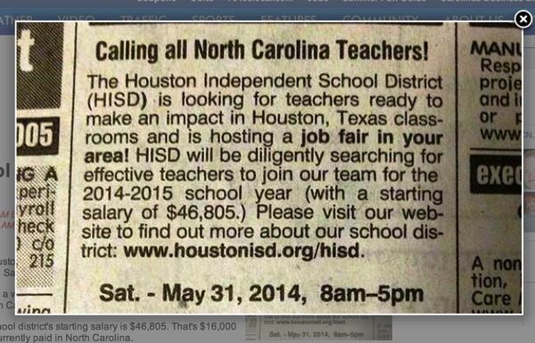 Houston ad