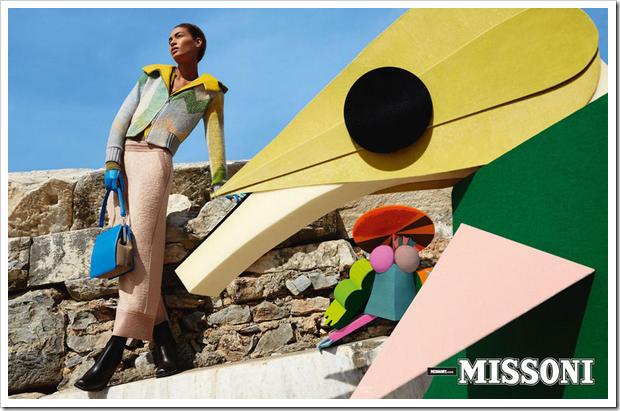 Campañas otoño invierno 2015 04 Missoni