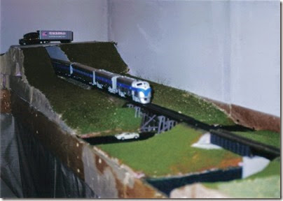14 MSOE SOME Layout during TrainTime 2002