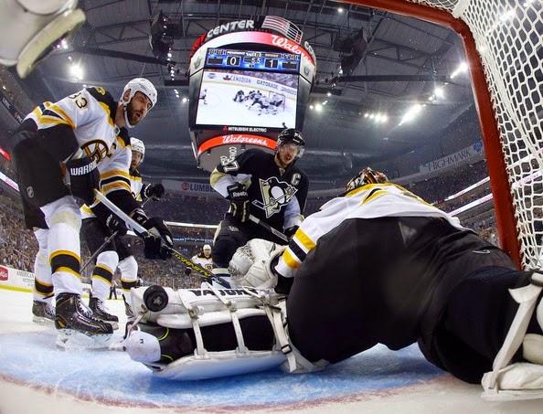 Zdeno Chara Tuukka Rask Boston Bruins v Pittsburgh aLt7Sb3yMCXl