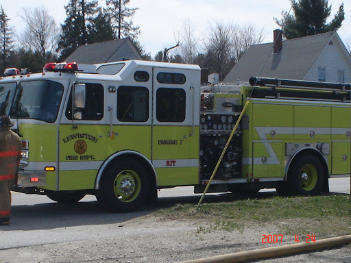 Lewiston Engine 7