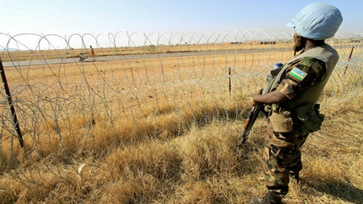 U.N. peacekeepers killed in Darfur