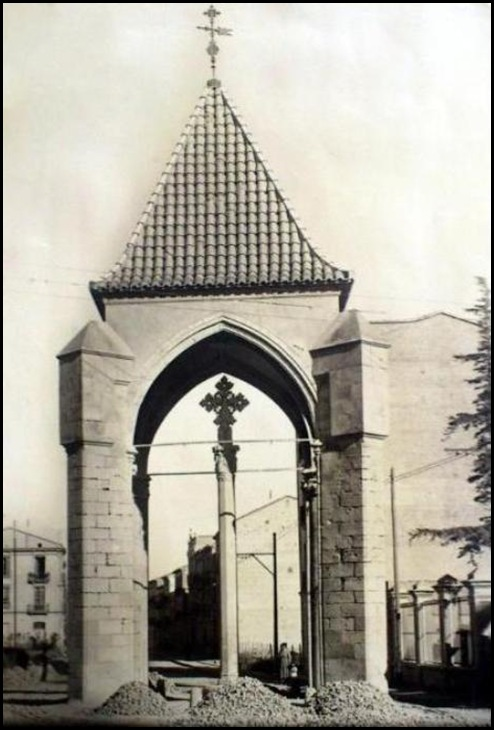 Cruz cubierta 1924