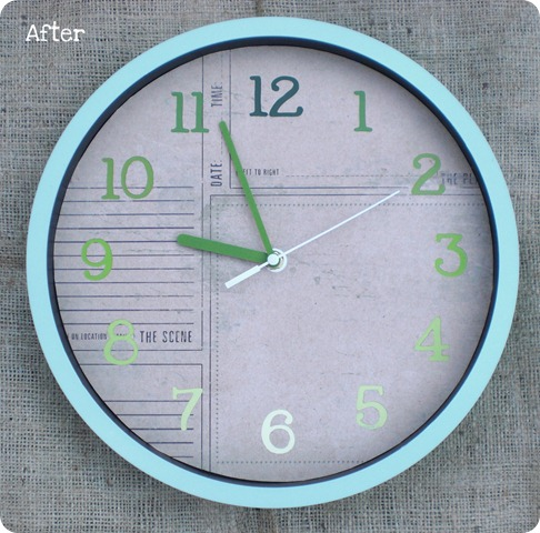 Clock After