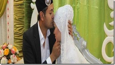 perkahwinan Pierre Andre dan Nurhidayah 8