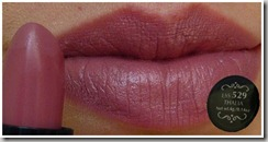 529 - NYX Round Lipstick - Thalia - boca1