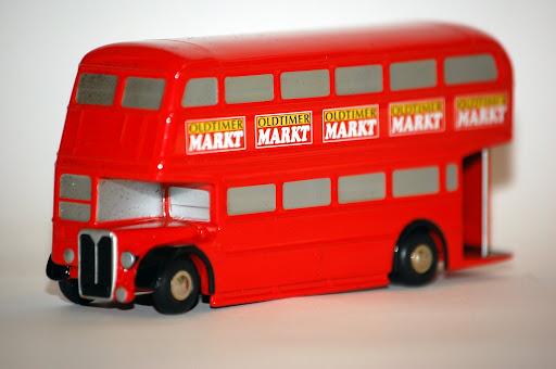 Bus Doppeldecker Oldtimer