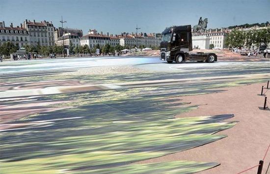 Maior mural em 3D 07