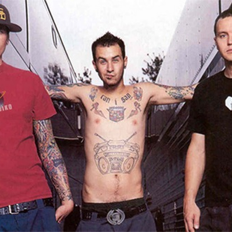 Blink 182 lançam novo disco em Setembro