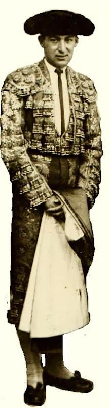 Joselito detalle traje