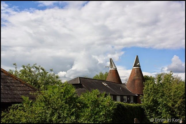 Oast House, Tudely