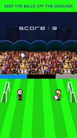 Super Ball Juggling clone game Ball Juggling  super soccer  football flick game1