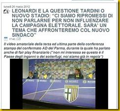 leonardi 26 marzo 2012 stadiotardini com