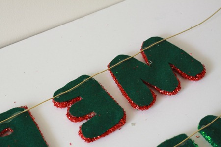 Christmas Banner Tutorial (10)