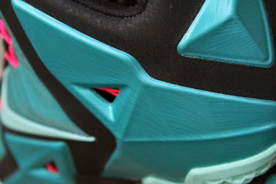 nike lebron 11 gr south beach 3 06 A Fresh Look at Upcoming Nike LeBron XI South Beach
