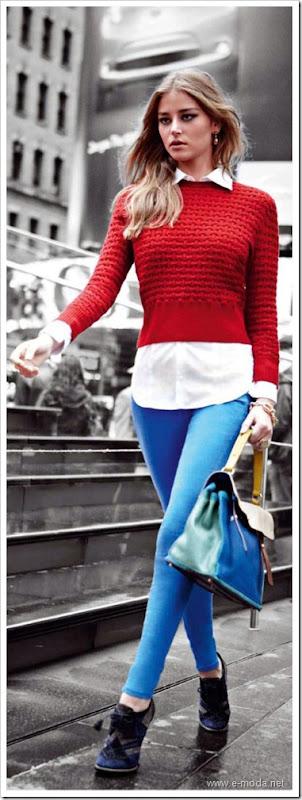 colores de moda invierno 2012