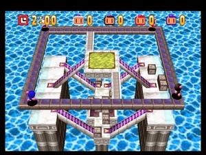 Bomberman 64 jogo 2