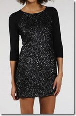 Ted Baker Sequin Dress