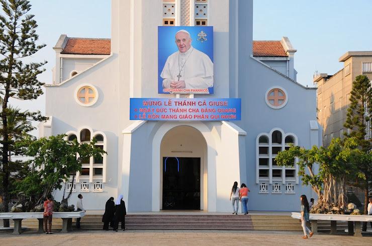 Lễ bổn mạng giáo phận Qui Nhơn
