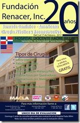 afiche fundacion renacer02 2012