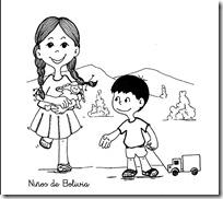niñs de Boliviacpn tres 1