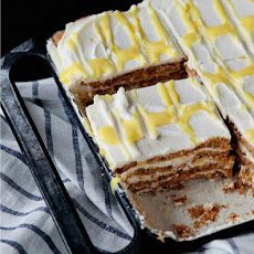 Lemon Cream Icebox Cake