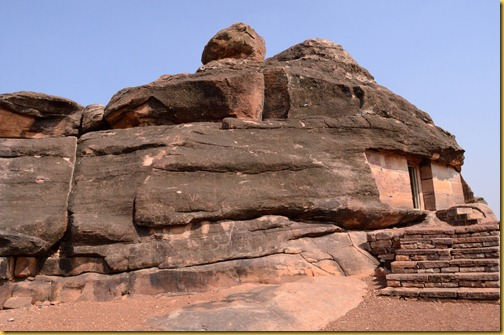 Aihole-Jain cave temple