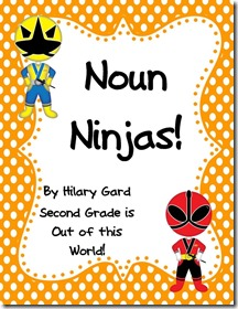 Noun Ninja cover