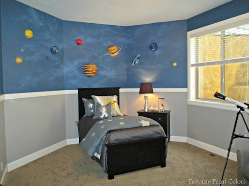 Superieur Bedroom Paint Colors {ideas For Kids Bedrooms} | Favorite Paint Colors Blog