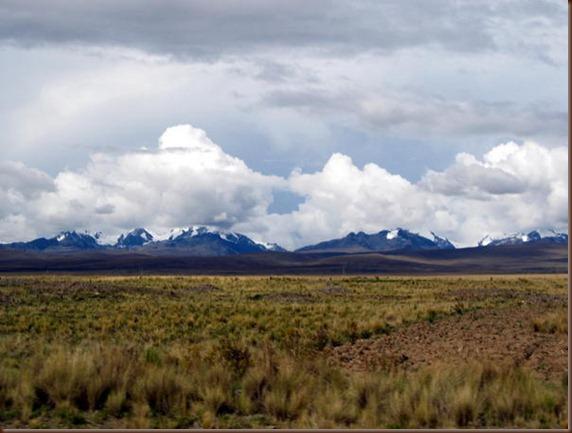 Tiwanaku Altiplano