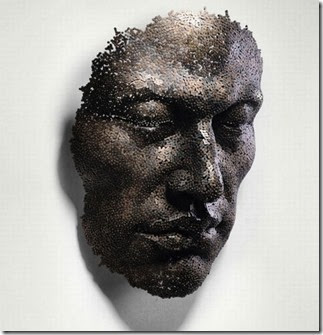 Seo Young Deok - Bike Chain Sculpture