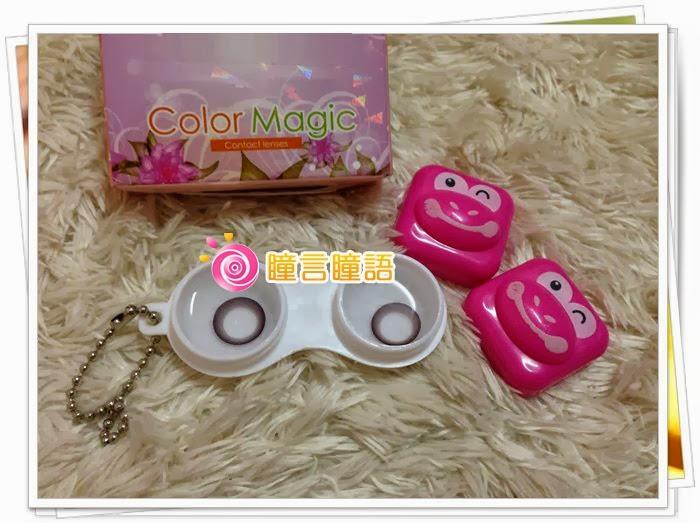 日本EOS隱形眼鏡-自然蘿莉咖2