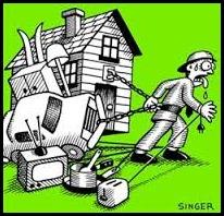 L'uomo schiavo del consumismo