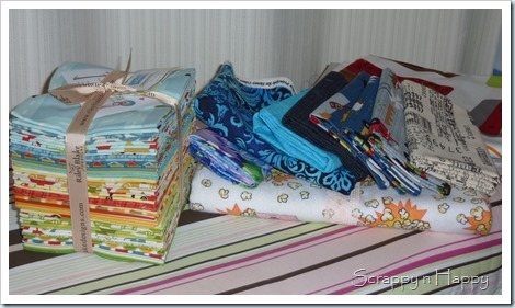 Mad quilters loot