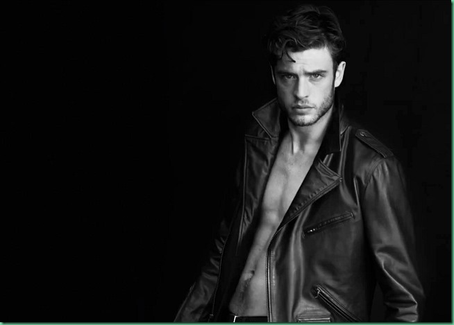 """Gaspard Menier for """"7 For All Mankind"""" FW 2013"""