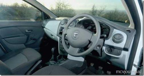 Dacia Sandero Access 05