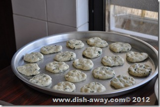 Fresh Thyme Biscuit Bread Recipe by www.dish-away.com