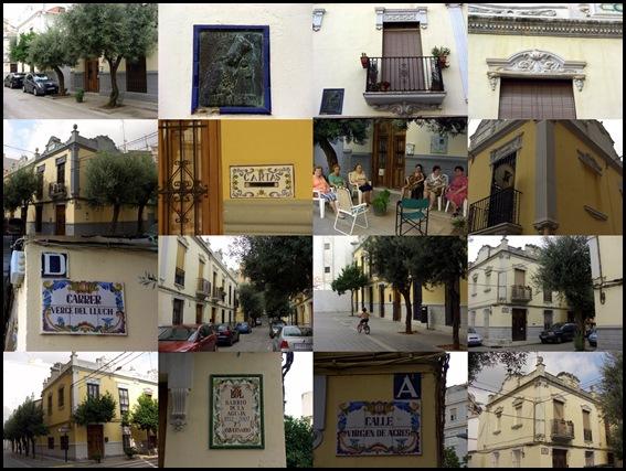 51 - el barrio de la Virgen de los desamparados el de la aguja